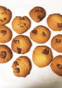 薄力粉クッキー