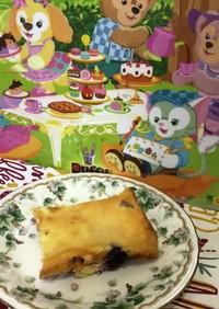 タカナシサワークリームでチーズケーキ