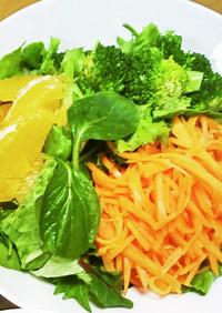 簡単☆美味しいキャロットラペのサラダ