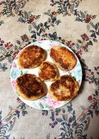 おから&チーズmix柚子胡椒ハンバーグ