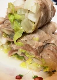 料理苦手でも簡単!白菜の豚肉ロール