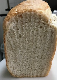 さくさくもちもち食パン