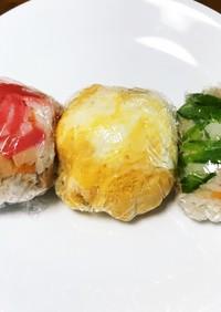 親子de簡単♪ 筍手毬寿司こどもの日に〜