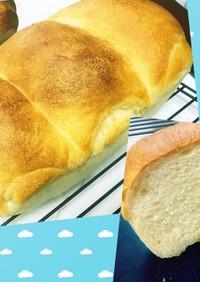 こねない簡単『食パン』ダイソーパウンド型