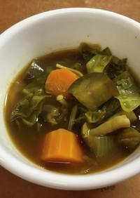 【腸活】和風カレースープ【デトックス】