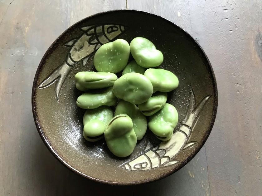 空豆の茹で方