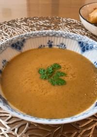 レンズ豆のトルコ風スープ