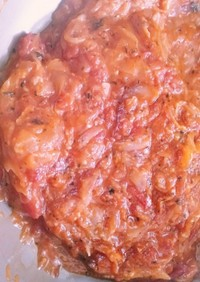 いつものトマトチーズソース☆ピザ パスタ