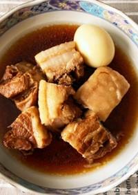とろっトロ 柔らか豚バラ肉の角煮