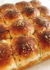 簡単!枝豆とチーズのふわふわちぎりパン