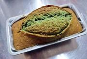 春らんまん☆よもぎのパウンドケーキの写真