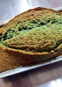 春らんまん☆よもぎのパウンドケーキ