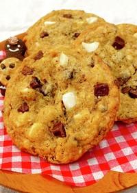 アメリカン*チョコチップクッキー♪