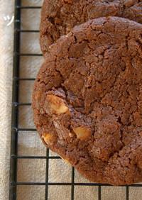 マカダミアナッツ・チョコクッキー