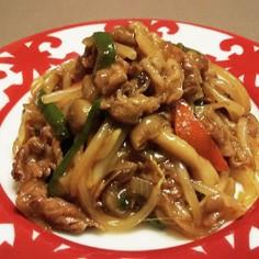 ◆簡単中華♡牛肉ともやしの中華炒め◆