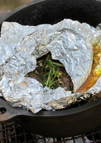 BBQ ローストビーフ ハンバーガー