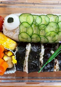 子供の日 鯉のぼり弁当