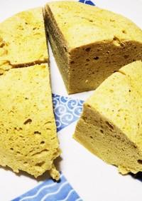 簡単カレーおから蒸しパン