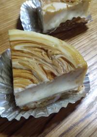 豆乳×水切りヨーグルトケーキ