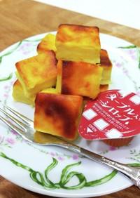 低糖質高蛋白!高野豆腐フレンチトースト風