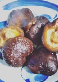 すき焼きのタレで簡単★椎茸の甘煮