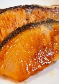 ☆簡単!鮭のムニエル(バター醤油味)