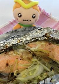 生鮭のちゃんちゃん焼き