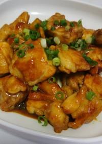 簡単!美味しい!鶏もも肉のカレー照り焼き