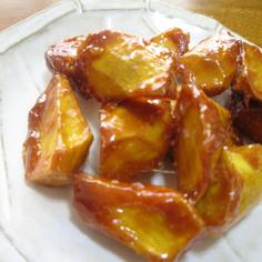 パリッパリ♪の中華ポテト