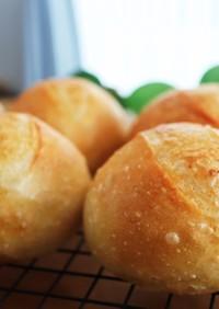 まんまる可愛いプチフランスパン