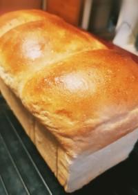 短時間◎ふわふわ◎黒糖食パン