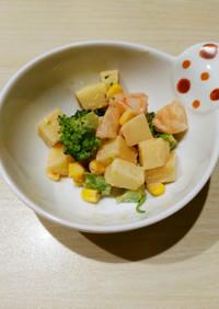 えび入りブロッコリーのオーロラサラダ