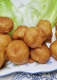 魚肉ソーセージで簡単チビコロホットドッグ