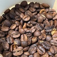 コーヒー豆の初めての自家焙煎