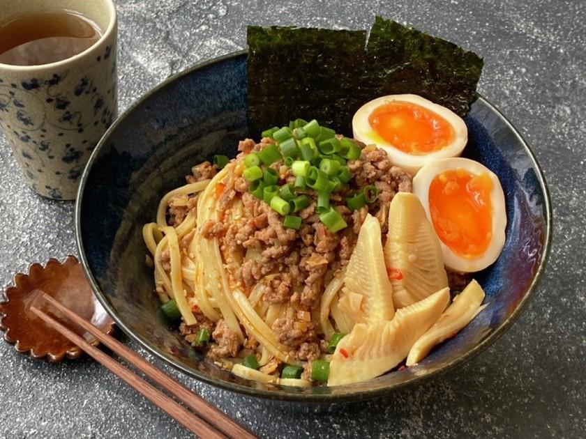 【簡単】【激旨】ピリ辛冷やし汁なし坦々麺