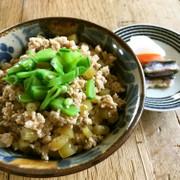 捏造伝統料理・そぼぶきご飯の写真