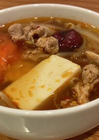 麻辣スープ[豆板醤]