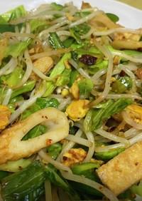 簡単●低カロリーで食べ応えある炒め物