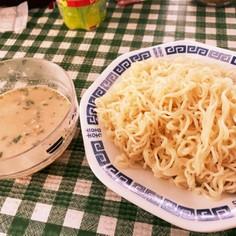 『うまかっちゃん』のつけ麺