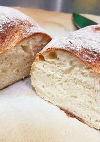 手ごねフランスパン