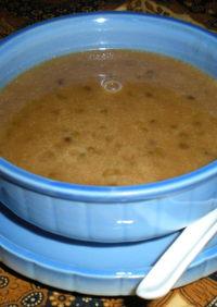 ブブ・カチャンヒジャウ★マレーの緑豆汁粉