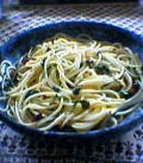 青じそスパゲッティ