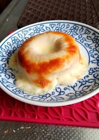 焼きチーズケーキ風ドーナツ