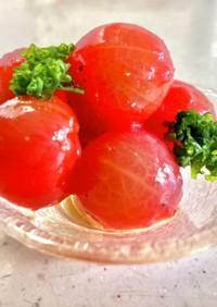 さっぱり♡ミニトマトのマリネ♡