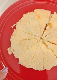 離乳食完了期〜幼児食 しらすチーズチヂミ