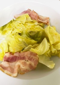 電圧鍋版・トロトロ春キャベツダイエット飯