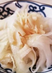 簡単!美味しい!大根とホタテのサラダ