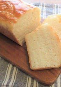 小麦・卵・乳不使用 米粉100%食パン