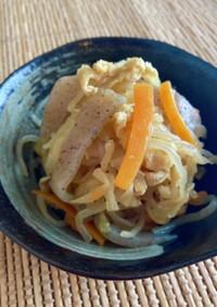 【副菜】定番の切り干し大根の煮物