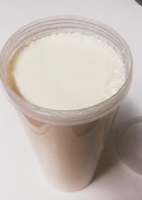 豆乳ヨーグルト 簡単